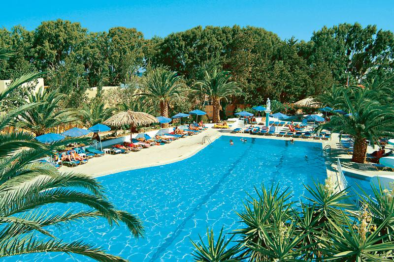 Hotel Kipriotis Hippocrates Palace - Kos stad - Kos